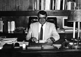 1989-1990 Richard McDowell - College President